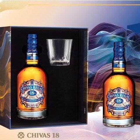 Chivas 18