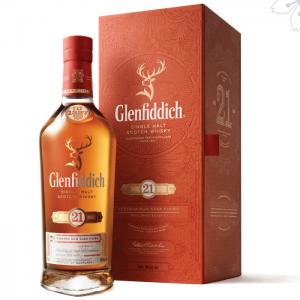 Glenfiddich 21 Y O Hop Qua 2019
