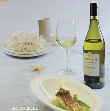 Jacobs Creek Winemakers Selection Chardonnay