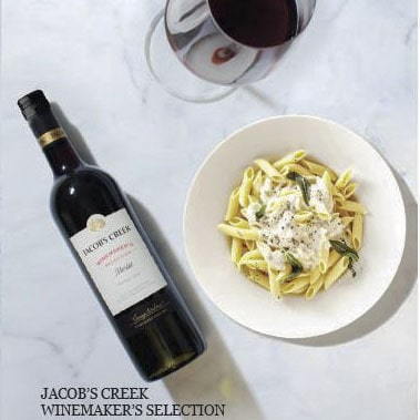 Jacobs Creek Winemakers Selection Merlot (2)