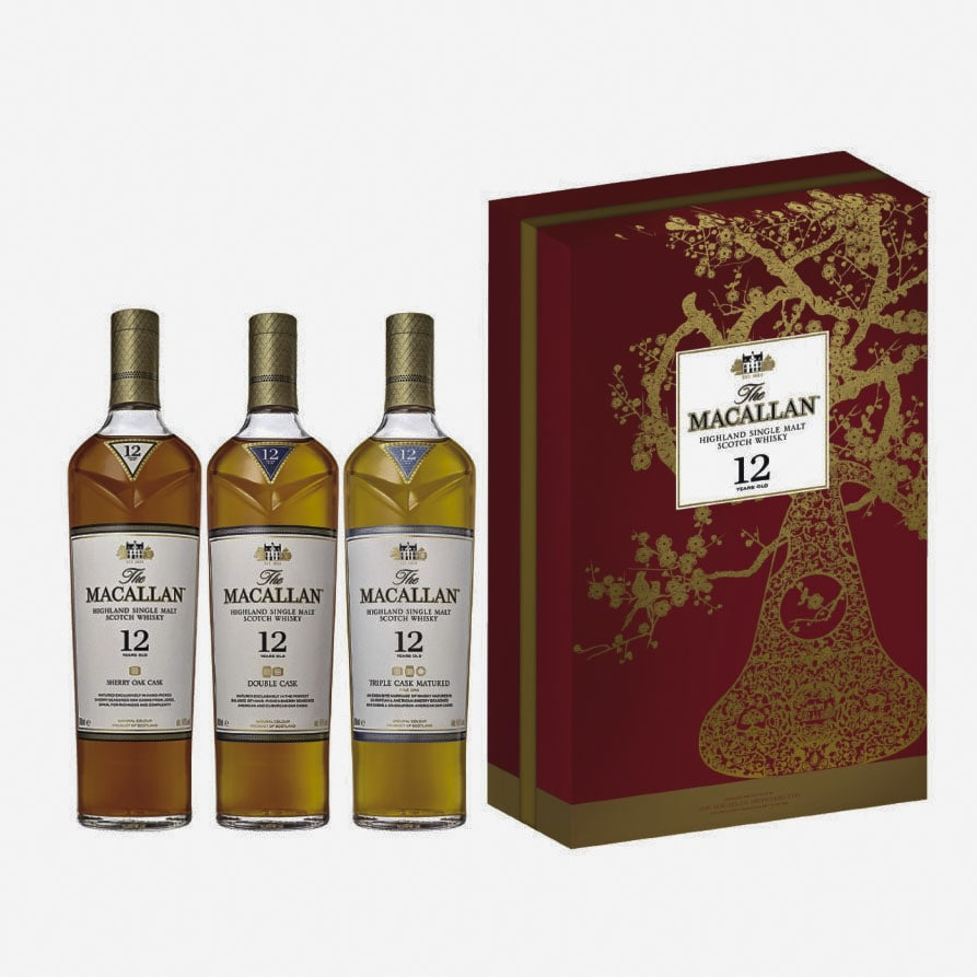 Macallan Double Cask 12 Years Min