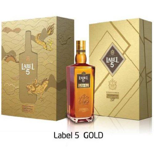 Label 5 Gold