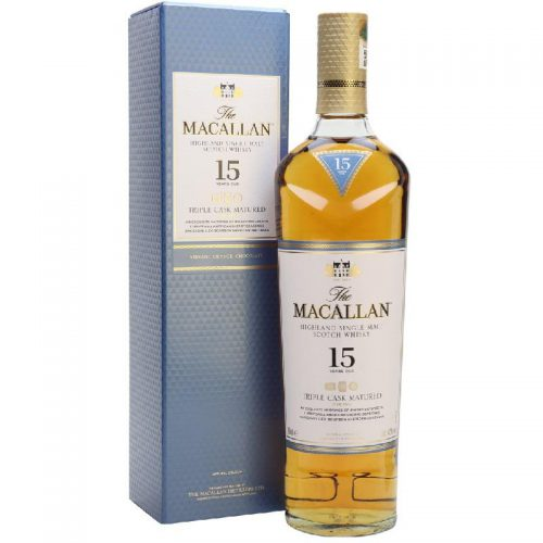 Macallan Triple Cask Matured 15 Years Old
