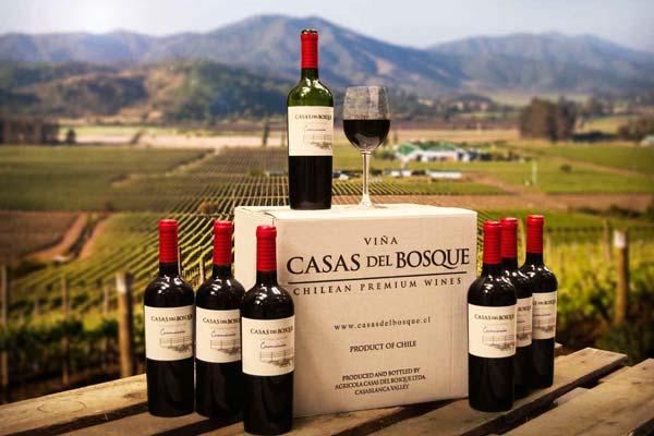 Địa chỉ cung cấp rượu vang đỏ nhập khẩu