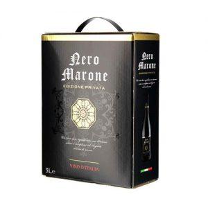 Rượu Vang Bịch Ý Angelo Nero Marone Edizione Privata