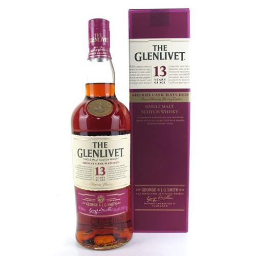 Glenlivet 13