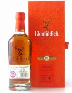 Glenfiddic 21 Uk