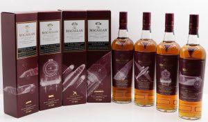 Macallan Whisky Maker's EditionX Ray Chai