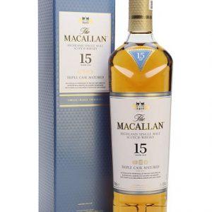 Maccalan 15 Y.O Chai