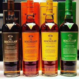 Maccalan No 1234 Colection