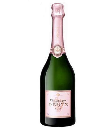 Rượu Champagne Deutz Brut Vintage Rose