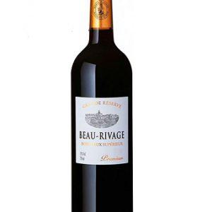 Rượu Vang Beau Rivage Premium Chai