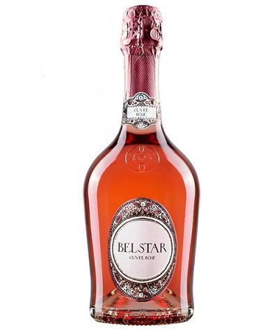 Rượu Vang Bisol BelStar Rosé Brut Chai