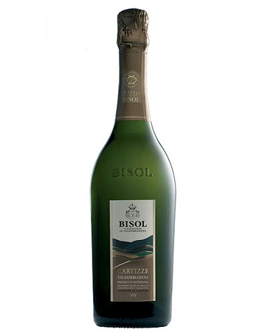 Rượu Vang Bisol Cru Cartizze Prosecco Dry