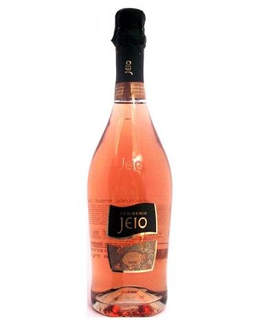 Rượu Vang Bisol Jeio Cuvee Rosé Brut Chai