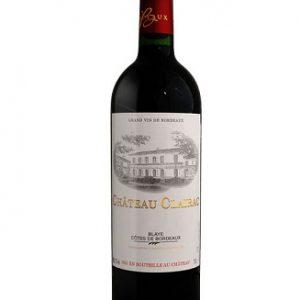 Rượu Vang Pháp Chateau Clairac Chai