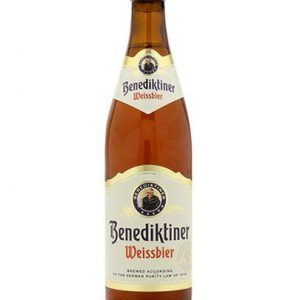 Bia đức Benediktiner Chai 500ml