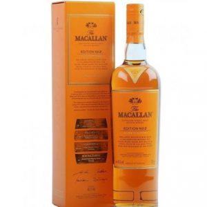 Rượu Macallan Edition No.2 Chai
