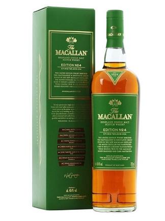 Ruou Macallan Edition No 4 Chai