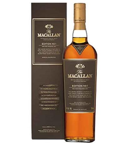 Ruou Macallan Edition No.1 Chai