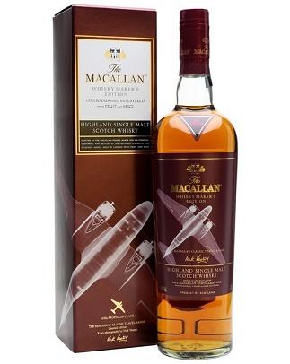 Ruou Macallan Whisky Makers Tàu Bay