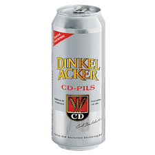 Bia đức Dinke Lacker Lon 500ml