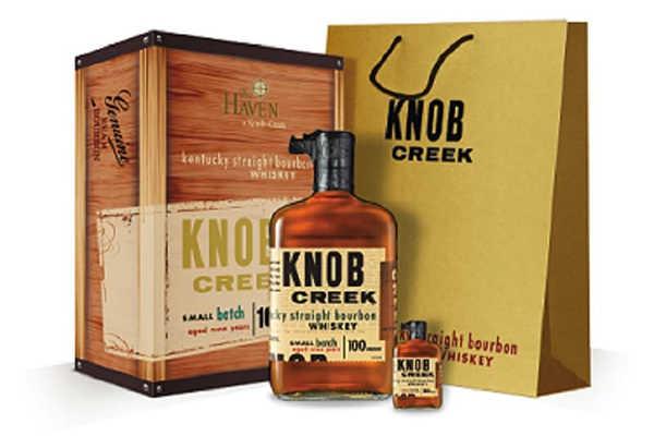 Whisky Knob Creek 1