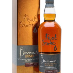 Benromach Peat Smoke Sherry Cask 59.9 độ