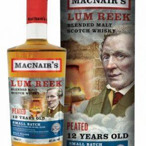Glen Allachi Peated Mac Nair Lum Reek 12 Y. O 46 độ