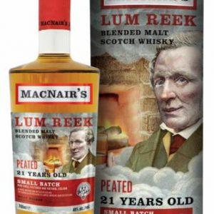Glen Allachi Peated Mac Nair Lum Reek 21 Y. O 46 độ