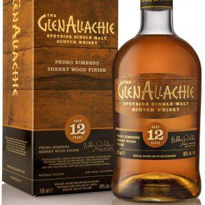 Glen Allachie PX Finish 12 Y.O 48 đô