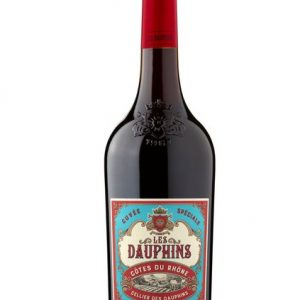 Les Dauphins Red Wine