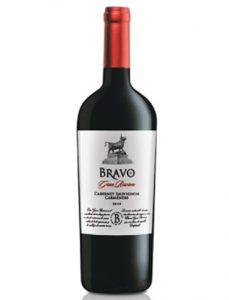 Rượu Vang Chi Lê Bravo Cabernet Sauvignon Carmenere Gran Reserva