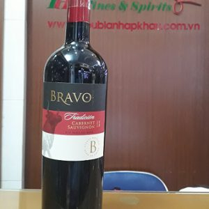 Rượu Vang Chile Bravo Cabernet Sauvigon Tradition