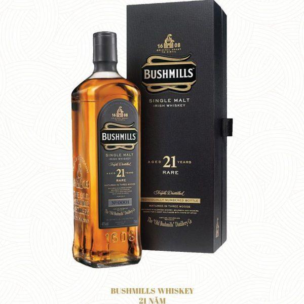 Bushmills 21