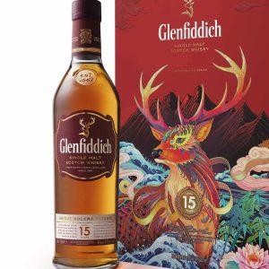 Glefiddich 15