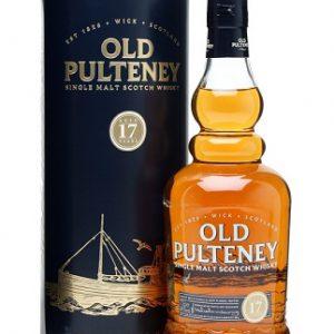 Old Pulteney 17 Yo (năm) Nhap Khau
