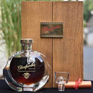Rượu Glenfarclass 50 Năm Chai