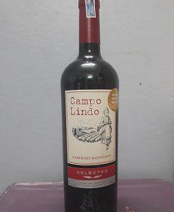 Vang Chi Lê Campo Lindo Selected Cabernet Sauvignon