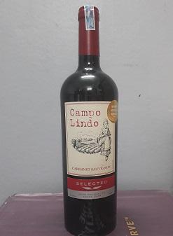 Vang chi lê Campo Lindo Selected Cabernet sauvignon - Rượu bia ...