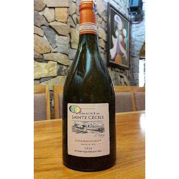 Domaine Sainte Cecile Chardonnay