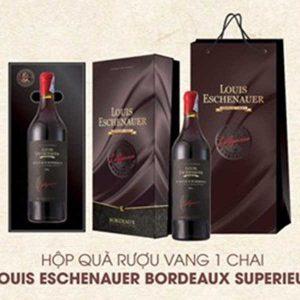 Hop Qua Vang Louis Eschenauer Bordeaux Superieur