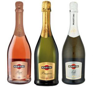 Martini Sparkling Colection