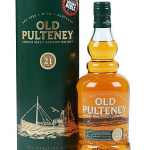 Old Pulteney 21 Năm