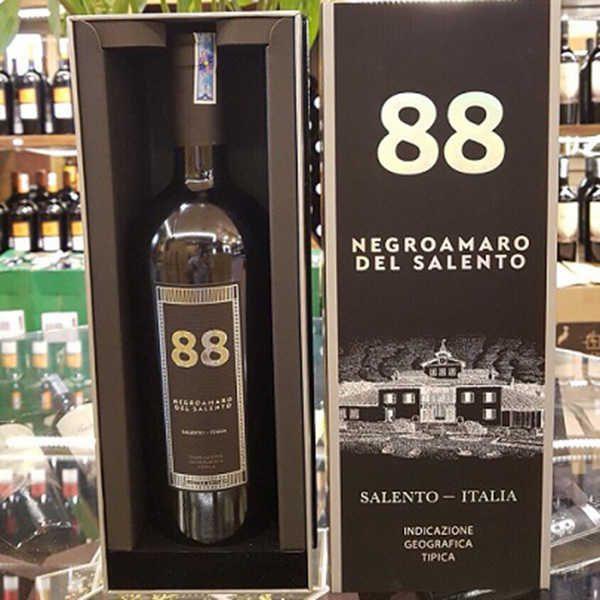 Vang Y 88 Neroamaro Del Salento