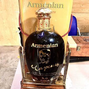 Brandy XO Armenia Charents