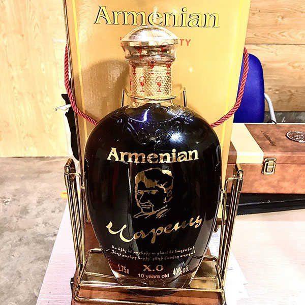 Brandy XO Armenia Charents