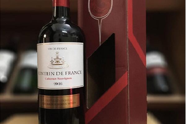 Rượu Vang Fontein De France