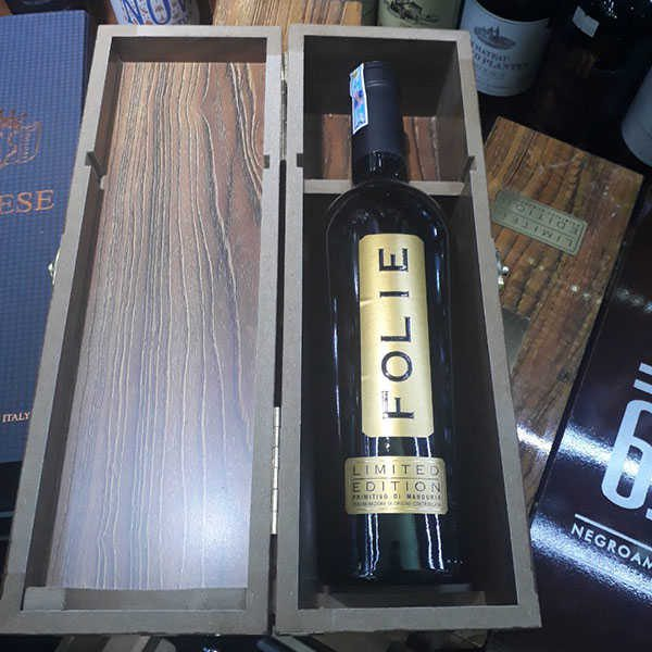 Folie Limited Edition