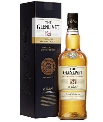 THE GLENLIVET 1824 MASTER DISTILLERS RESERVE Nâu